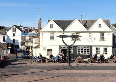 The Lighter Inn, Topsham