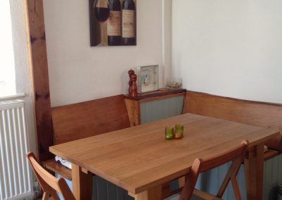 Courtyard Cottage, Topsham - Breakfast Area