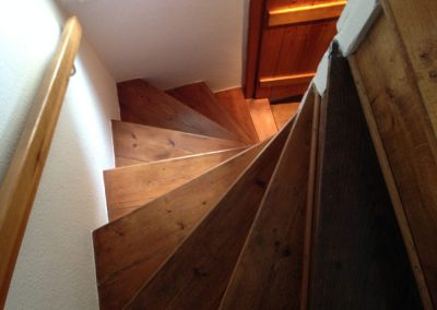 Courtyard Cottage, Topsham - Stairs