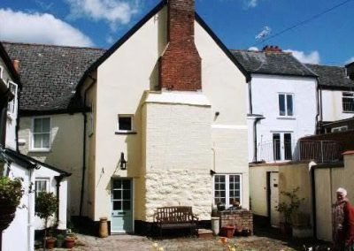 Courtyard Cottage, Topsham - Exterior