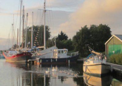 Topsham - Canal