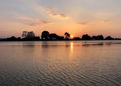 Turf Locks - Sunset View